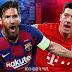 تشكيلة برشلونة التي ستواجه بايرن ميونيخ في دوري الأبطال