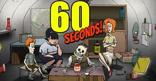 تحميل لعبه 60 ثانيه