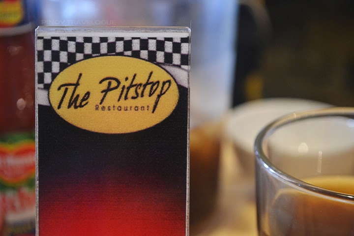 The Pitstop's logo