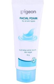 Ulasan Pigeon Facial Foam untuk Merawat Wajah