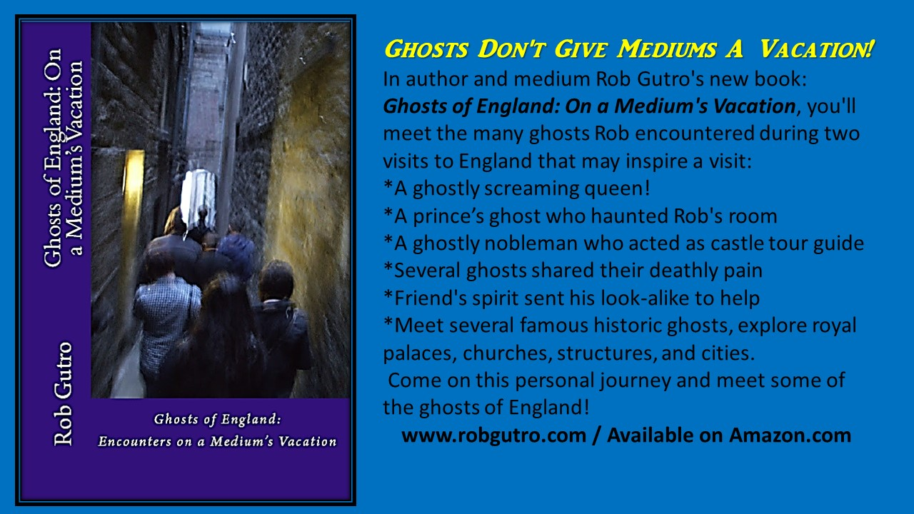 Rob Gutro's Ghosts and Spirits Blog: Part 3: Haunted Devon