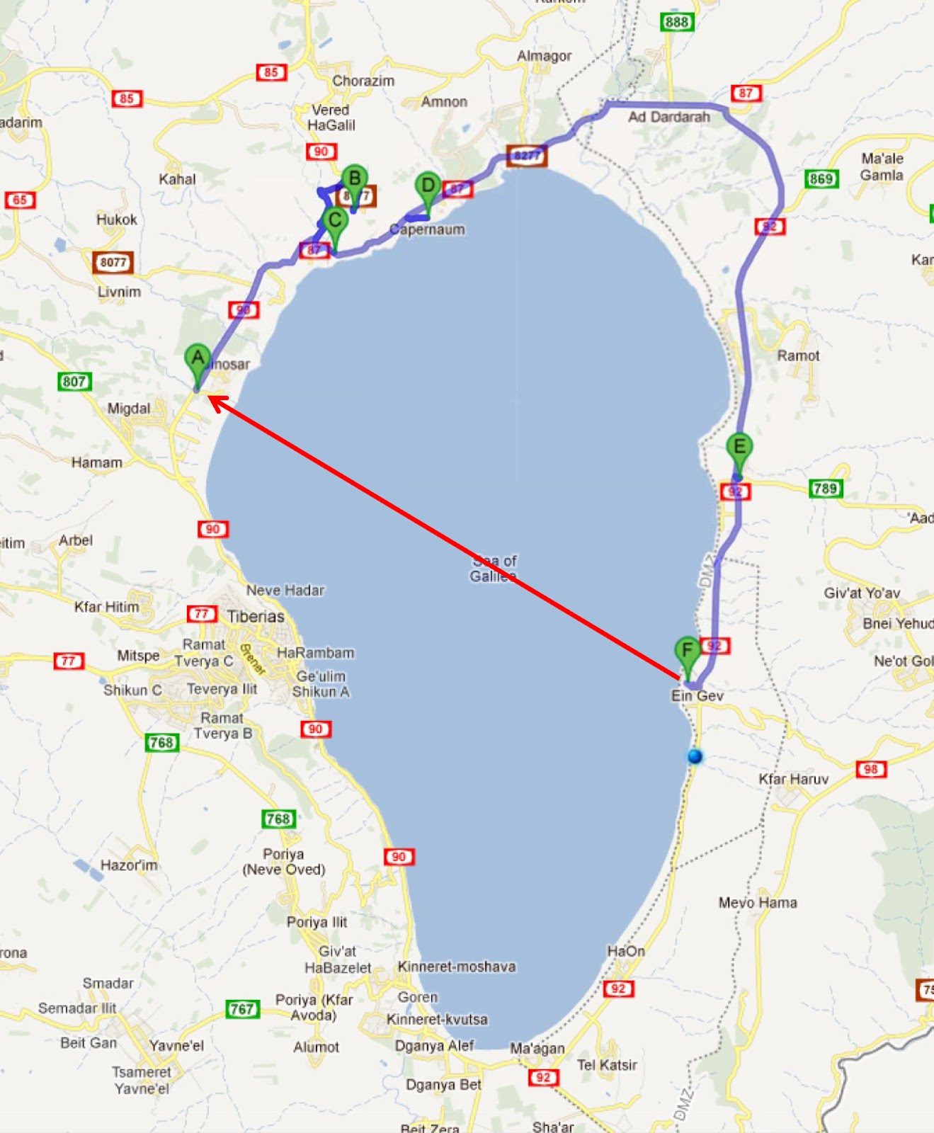 Huntsmans in the Holy Land: Galilee Rotation Day 2: Sites on ... on judea map, mount of beatitudes, red sea, tyre map, bethsaida map, masada map, jezreel valley map, canaan map, rheinhessen map, jerusalem map, mount of olives, world map, syria map, gaza map, jordan river, gaza strip, haifa map, capernaum map, jordan river map, quonset map, nazareth map, dead sea map, negev map, rome map, church of the holy sepulchre, tel aviv, west bank, dead sea, golan heights map,