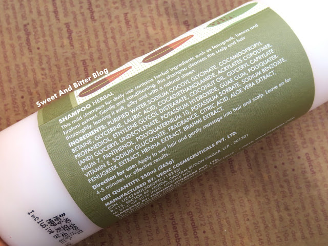 Fabindia Herbal Shampoo for Daily Use || No Parabens, No Sulphates || Price in India, Ingredients