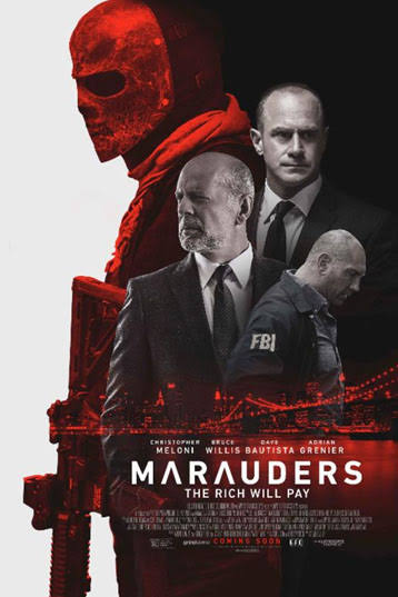 Marauders (2016) WEB-DL Subtitle Indonesia