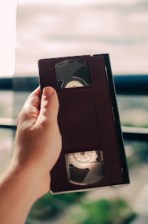 Picture of VHS tape