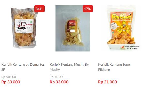 Snack Lebaran Paling Laris di Indonesia