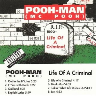 Pooh-Man – Life Of A Criminal (1992) Flac