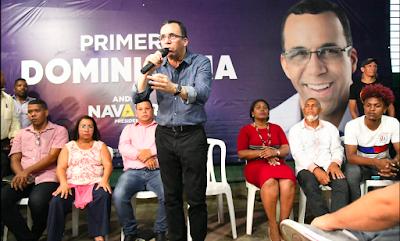 ANDRÉS NAVARRO DICE QUE LEONEL FERNÁNDEZ YA CUMPLIÓ SU CICLO Y SUS EXPRESIONES SON MUESTRAS DE DERROTA