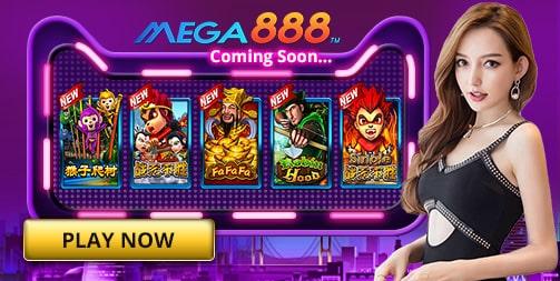 Malaysia Mega888 Online Casino Games