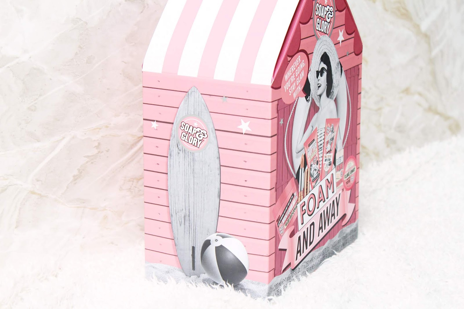 Soap & Glory Foam and Away Set