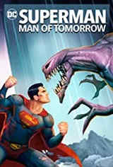 Imagem Superman: Man of Tomorrow - Legendado