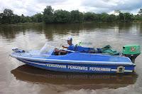 Pokmaswas Danau Lindung Empangau