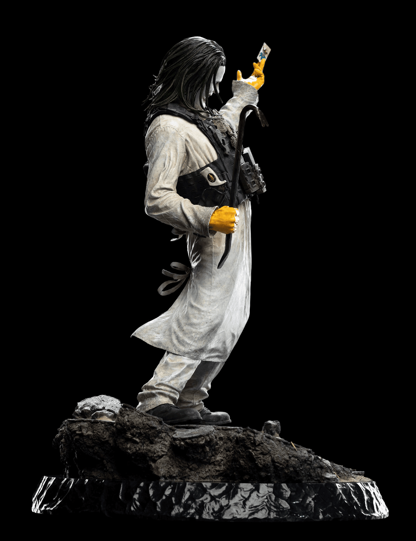 Coringa do Snyder Cut ganha estatueta incrível da Weta Workshop