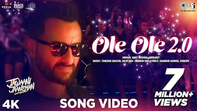 OLE OLE 2.0 Lyrics - Jawaani Jaaneman Lyrics | Amit Mishra 2020 new song