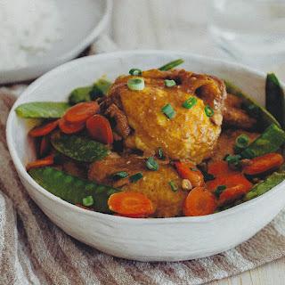 Teriyaki chicken for the Instant Pot
