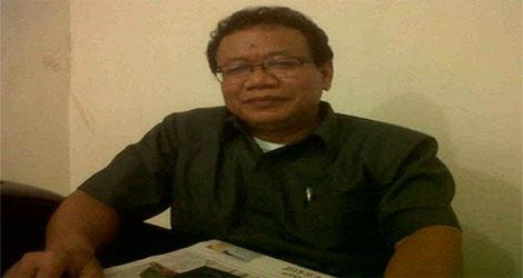 Anggota DPRD Kota Padang Wismar Pandjaitan Pertanyakan Ke Ngototan Pemko Terkait Penyertaan Modal Untuk PSM