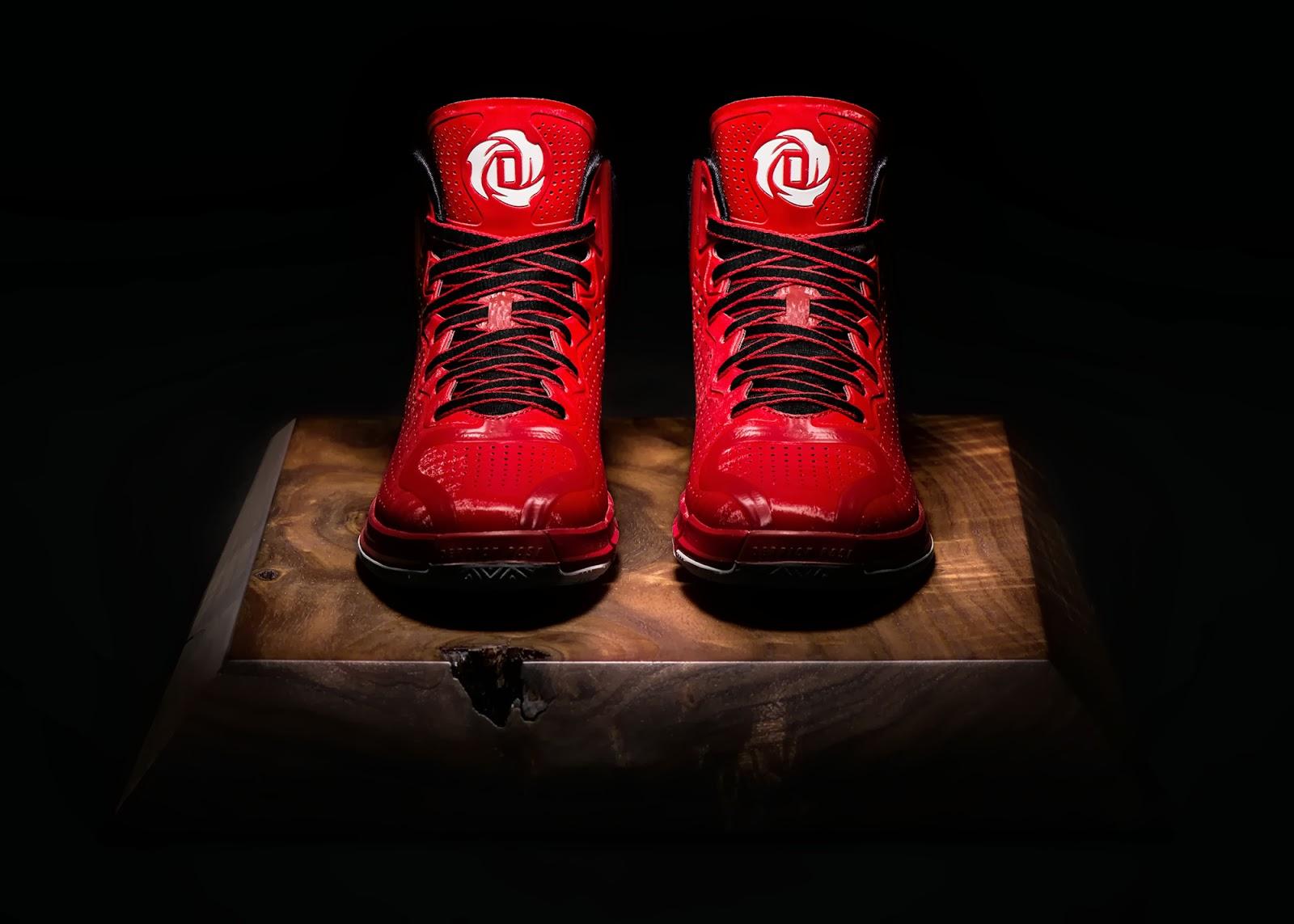 0fb3deadc76f THE SNEAKER ADDICT  adidas Derrick Rose 4
