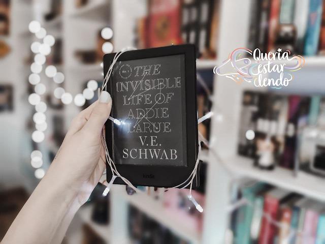 Li até a página 100 e... #115 - The Invisible Life of Addie LaRue