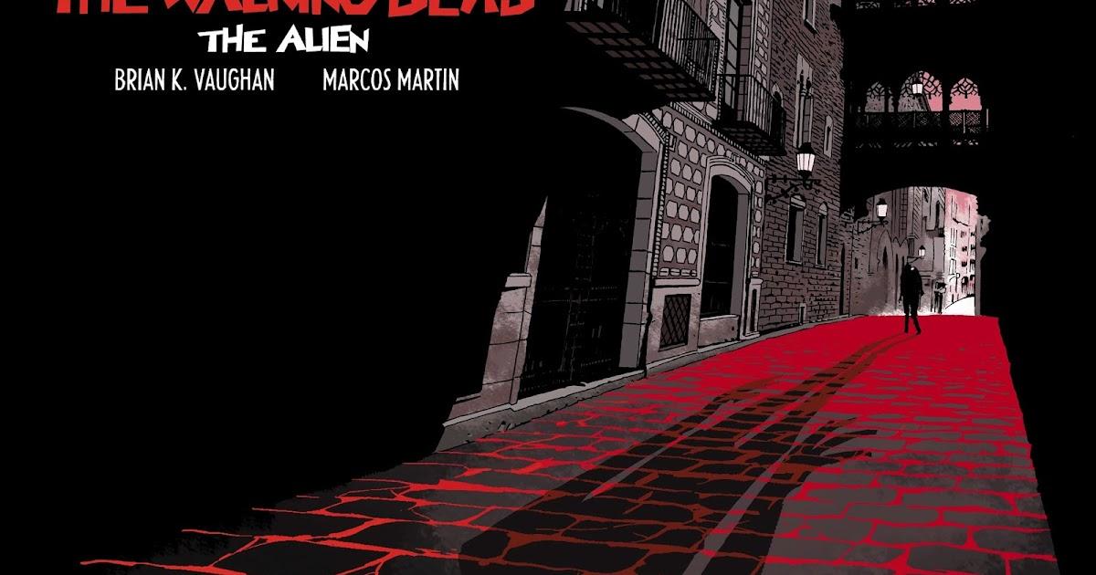 The Walking Dead: The Alien, ora disponibile anche in italiano
