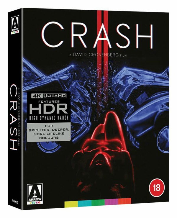 Crash special edition box set from Arrow Video