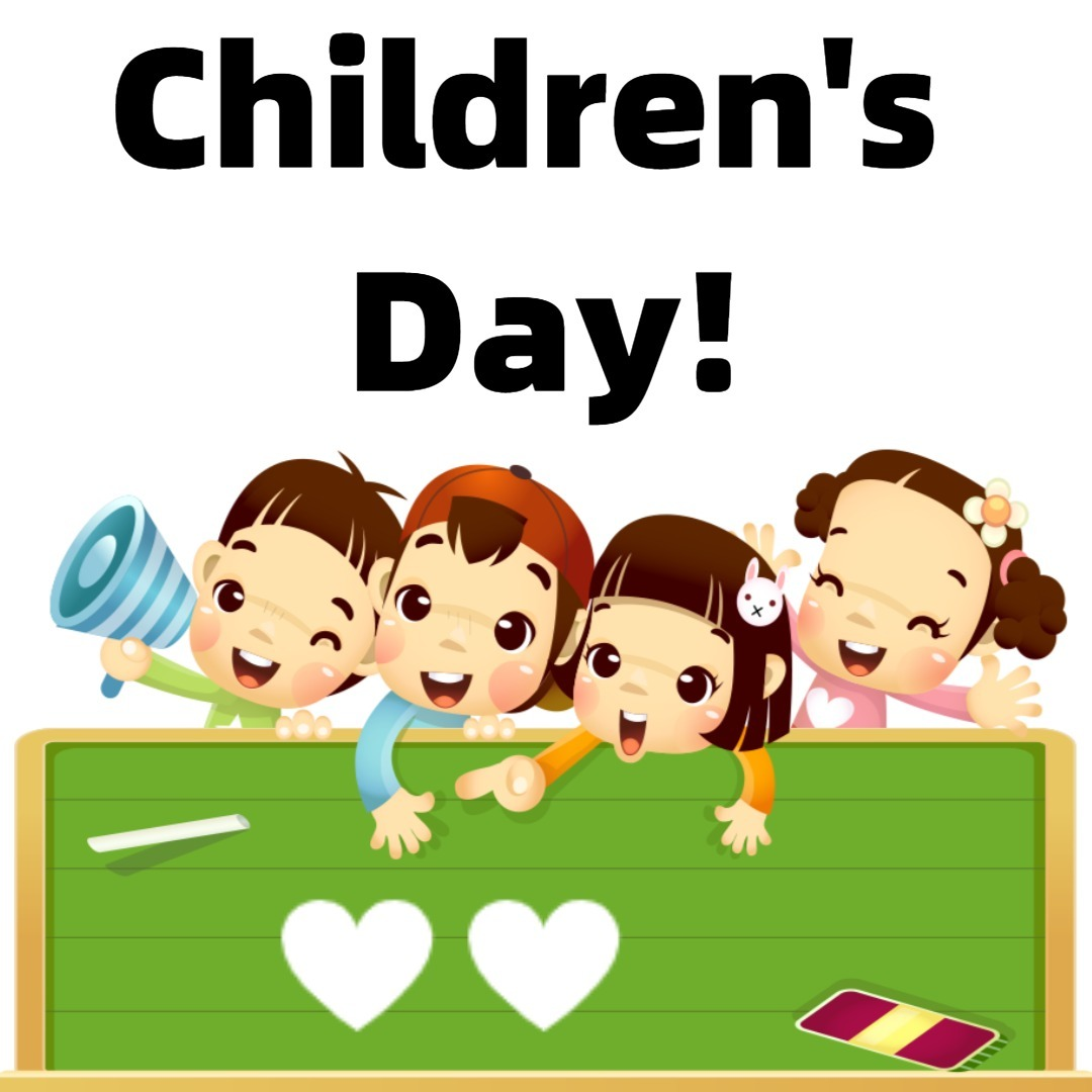 Happy Children's Day Quotes, Wishes, Status, Images 2019