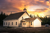 Country Church - Photo by Timothy Eberly on Unsplash