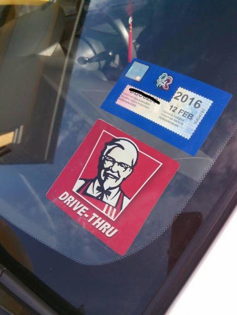 Cara Mudah Tanggalkan Road Tax Kereta Tanpa Tinggal Gam di Cermin