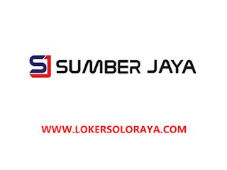 Lowongan Sales Take Order Solo Raya di Toko Sumber Jaya