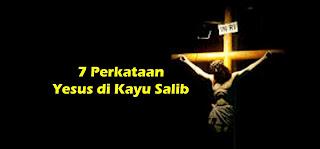 yesus di salib