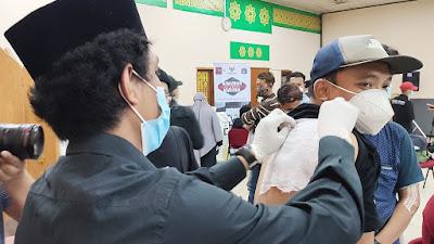 Bulan Ramadhan, IMS dan Baznas Bazis Hapus Tato Keliling Jakarta