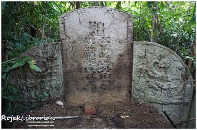 Kiong Kong Tuan's tomb