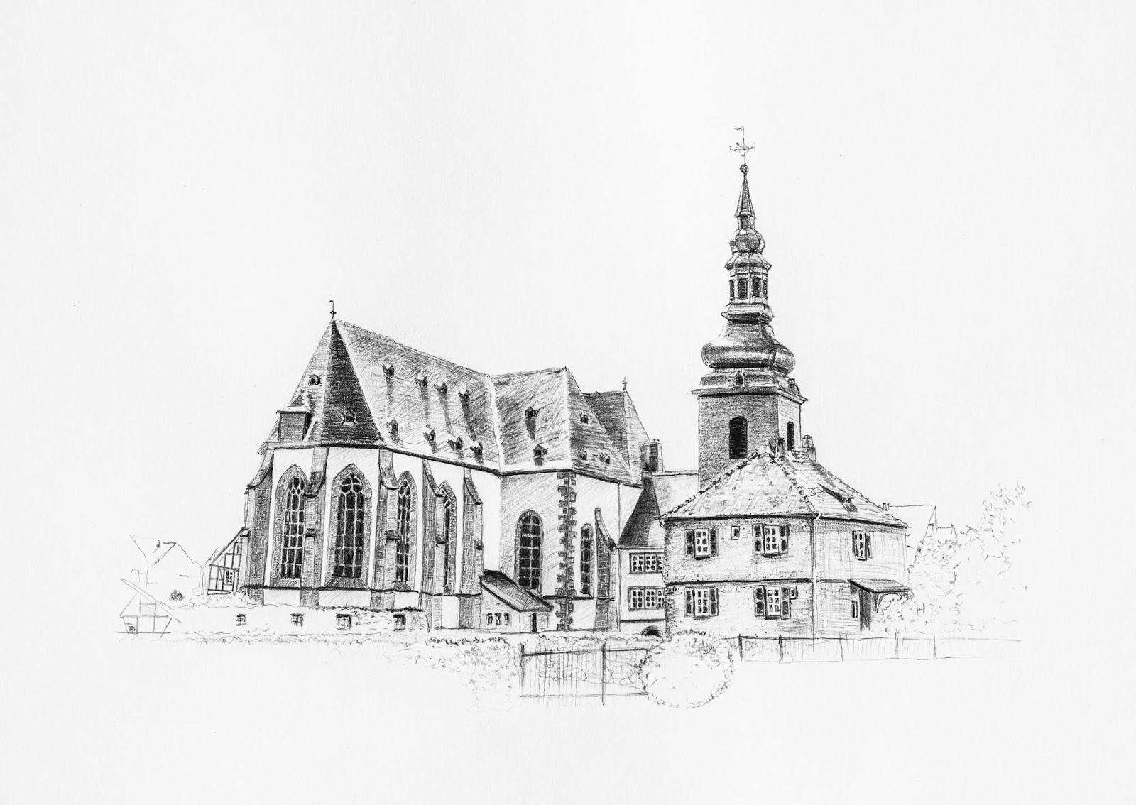 Vanessa dippel architektur zeichnen - Architektur zeichnen ...