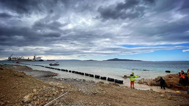 ΑΔΜΗΕ: Επιτυχής ολοκλήρωση της υποβρύχιας ηλεκτρικής διασύνδεσης Κρήτης-Πελοποννήσου