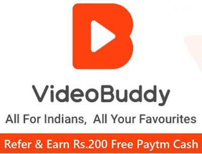 videobuddy earn money app download