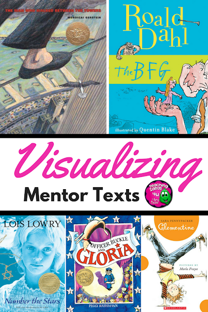 5 Great Mentor Texts for Teaching Visualizing