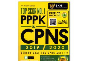 Top Skor No 1 PPPK CPNS 2019 2020