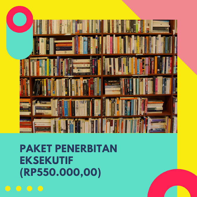 Paket Penerbitan Eksekutif (Rp 550.000,00)