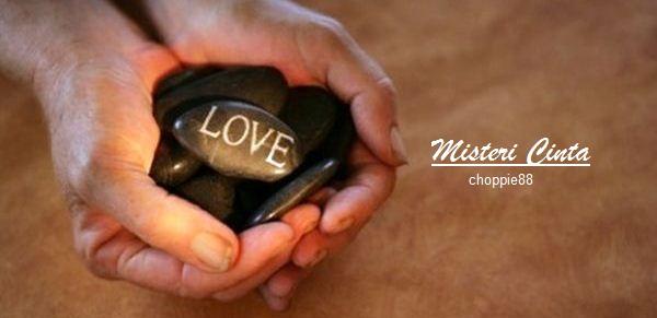 Cinta Bekerja dengan Cara yang Misterius