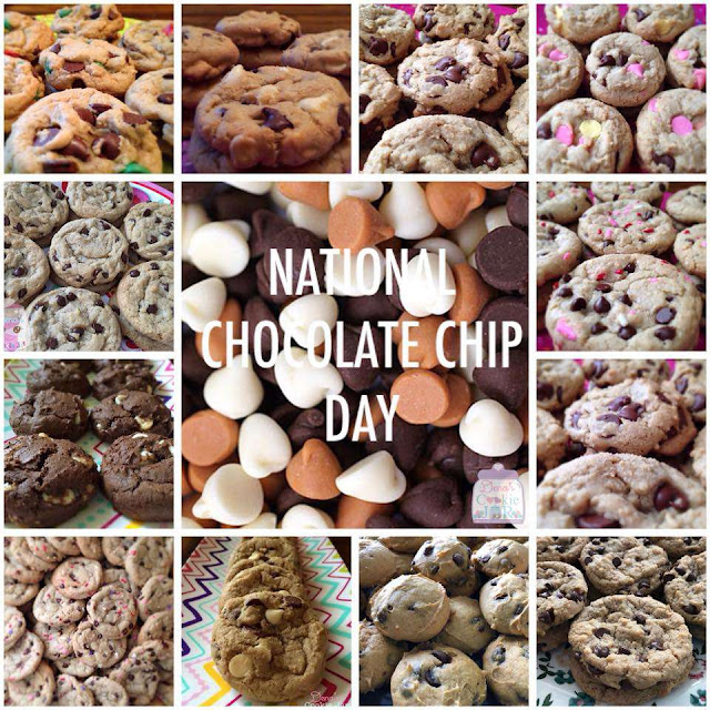 National Chocolate Chip Day Wishes