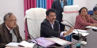 राजेपुर नवादा में मनरेगा योजना से हुए कार्यों की होगी जांच , डीडीसी ने कार्यपालक अभियंता को दिया आदेश
