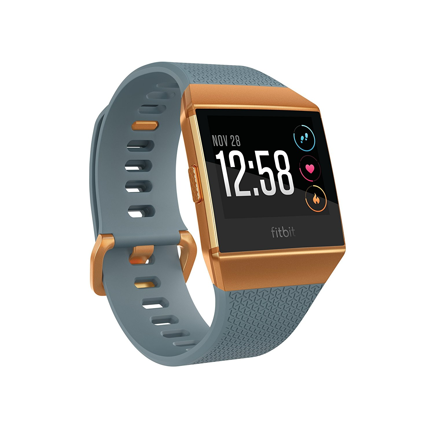 Fitbit Ionic Health & Fitness, Smartwatch Unisex