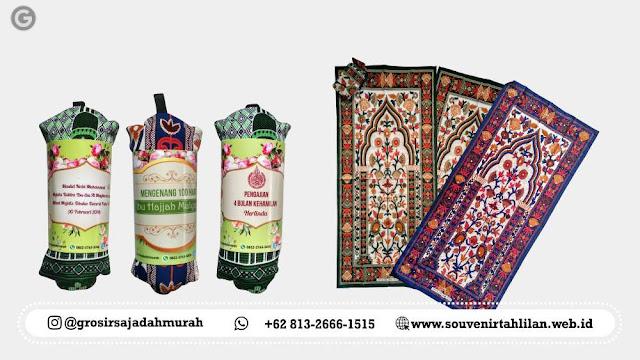 Souvenir Tahlilan Murah | +62 813-2666-1515