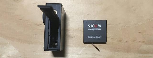 sjcam8 pro battery