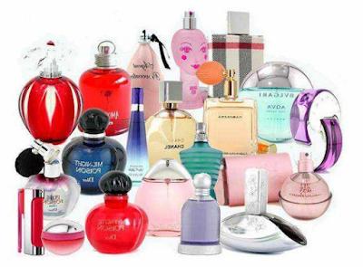 aneka parfum terlaris di dunia