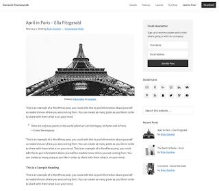 Revolution Pro Theme by StudioPress Free Download