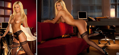 Girls of Playboy - Ciara Price - Playmate of the Month November 2011