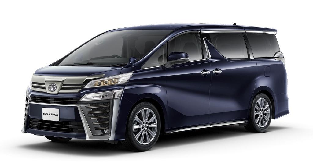 Toyota ra mắt bộ đôi Alphard và Vellfire phiên bản đặc biệt