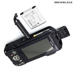 Spesifikasi Ricoh WG-50