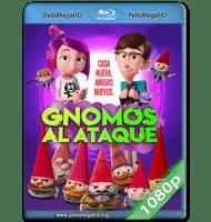 GNOMOS AL ATAQUE (2017) FULL 1080P HD MKV ESPAÑOL LATINO