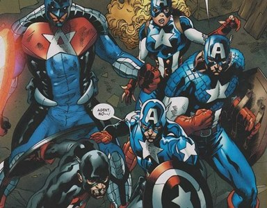 Versi Alternatif Captain America corps